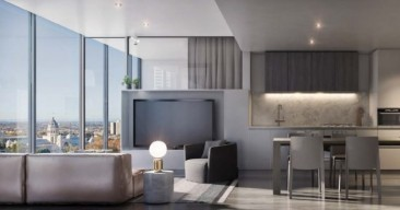 CBD Garder View Apartment Pre-Sale