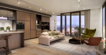 Carlton garden view modern tower pre-sale