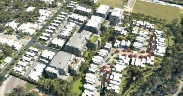 Box Hill South Residential Community