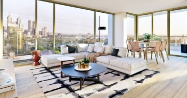 Southbank Garden View Apartment Pre-sale