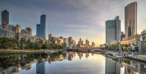 Melbourne,the most livable city in the world, 7 years in a row