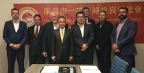 Shenzhen one belt one road promotion association established world first office in Melbourne