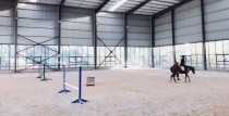 Enrichment Cooperates with Chinese Equestrian School